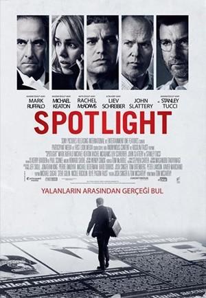 Spotlight | 2015 | BRRip XviD | Türkçe Dublaj - Teklink indir