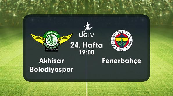 Akhisar Belediye – Fenerbahçe (06.03.2016) | HDTV 720p | Full Maç – İNDİR