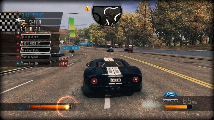 Обзор игры driver san francisco - системные требования, а так же коды и про