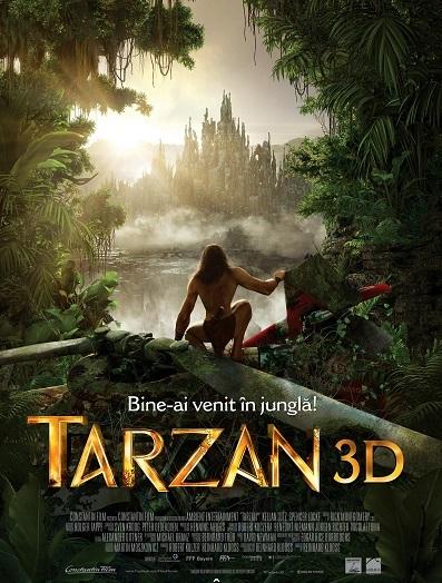 Tarzan (2013)  M1080p 3D HSBS  BluRay x264 Türkçe Dublaj - Tek Link