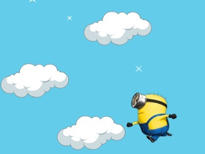 Minion Zıplatma Oyunu