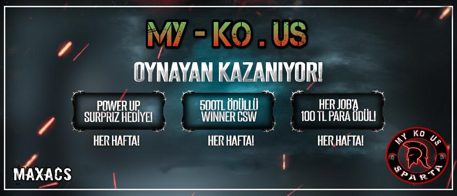 OYNAYAN KAZANIYOR
