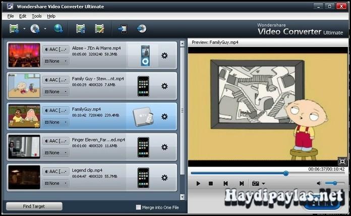Wondershare Video Converter Ultimate 8 Download + Patch Crack Keygen Keys 1