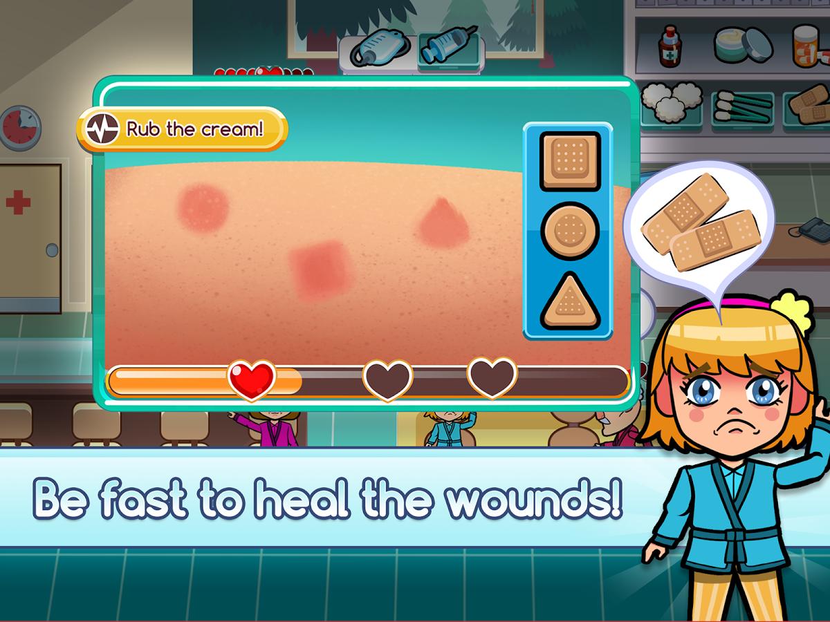 Hospital Dash Android Oyun