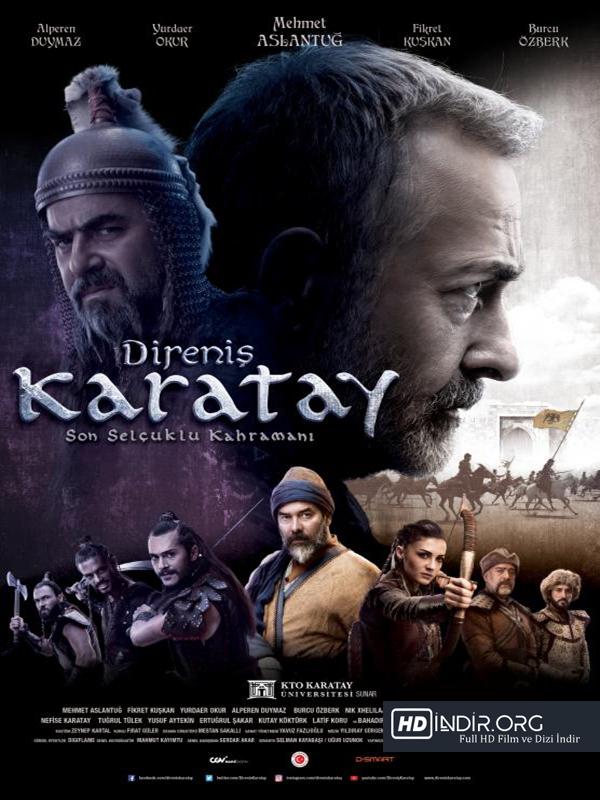 Direniş Karatay indir (2018) Yerli Film Full HD Tek Link