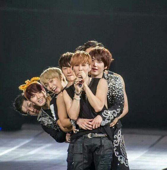 Super Junior Eski Fotoğrafları VrA51V
