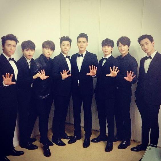 Super Junior Eski Fotoğrafları VrAYon