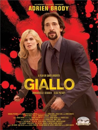 Giallo 2009 (Türkçe Dublaj) DVDRip XviD – Tek Link