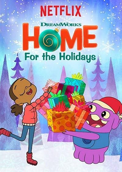 Tatilde Evdeyim - Home: For the Holidays 2017 WEB-DL 1080p Türkçe Dublaj - HDT