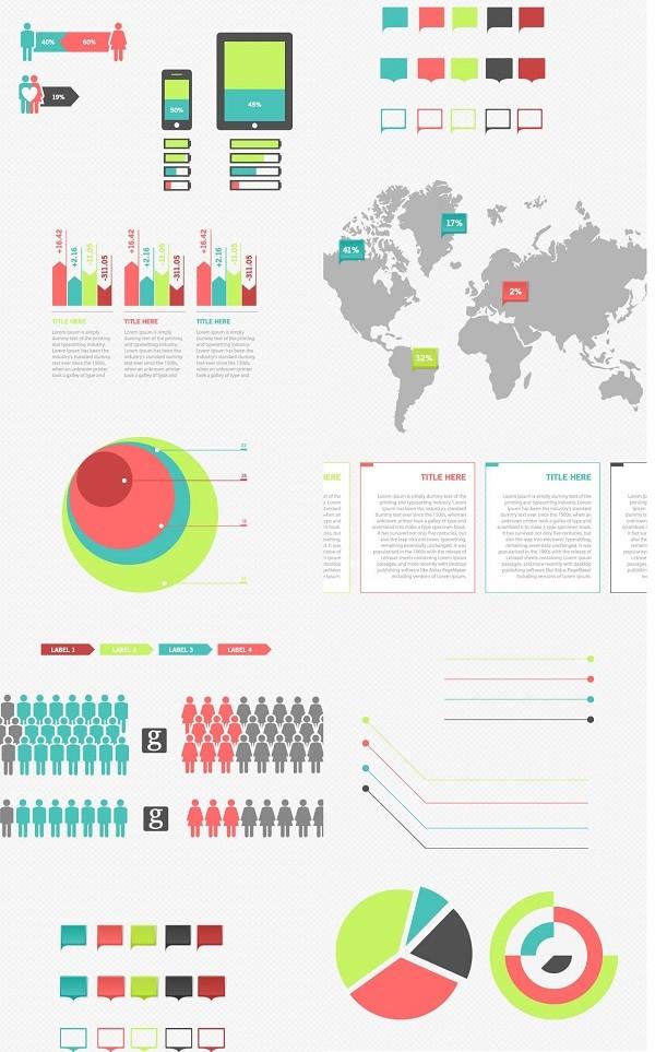 Design TNT Infographic Vector