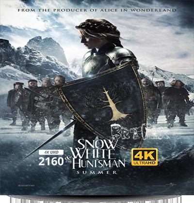 Pamuk Prenses ve Avcı - Snow White and the Huntsman 2012 2160p BluRay 4K UHD HEVC Türkçe Dublaj İndir