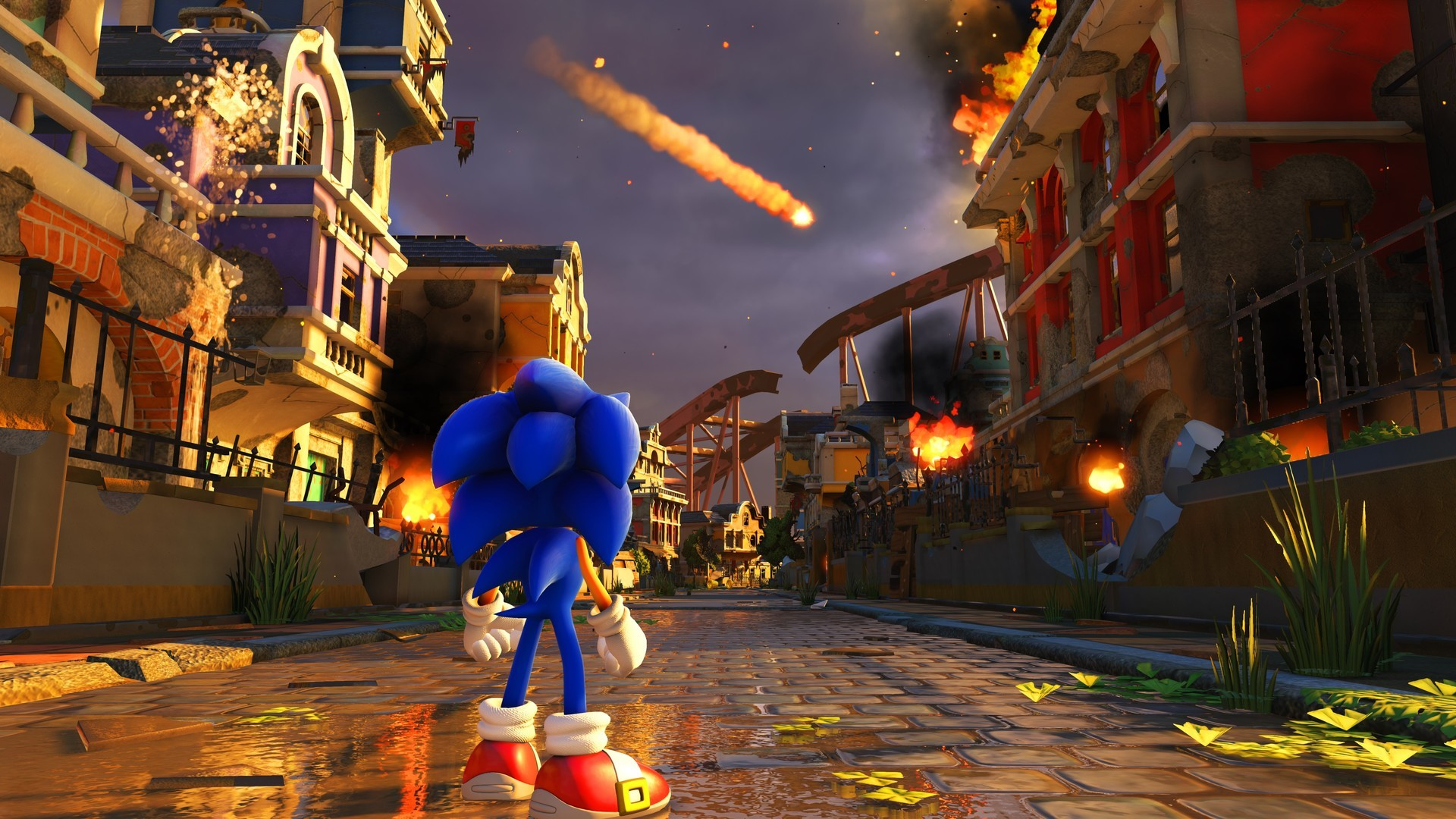 Sonic Forces - CPY