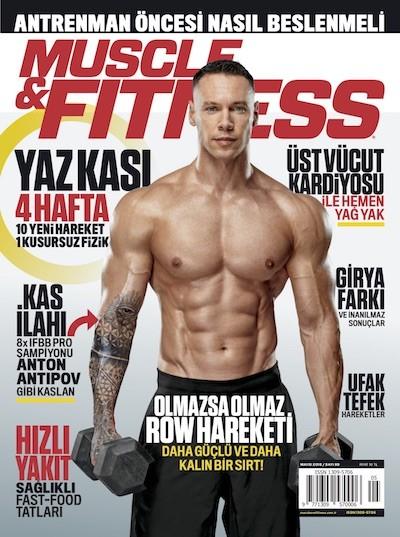 Muscle & Fitness Mayıs 2018