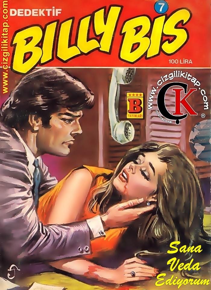 Çizgi Roman, Dedektif Billy Bis