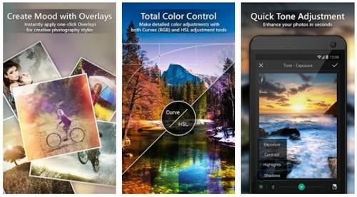 PhotoDirector Photo Editor App v6.1.0 [Premium] Apk Full İndir
