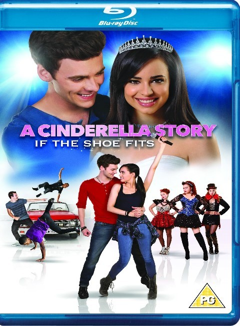 Bir Külkedisi Masalı: Ayakkabı Uyarsa – A Cinderella Story If the Shoe Fits | 2016 | 1080p Dual (TR-EN)