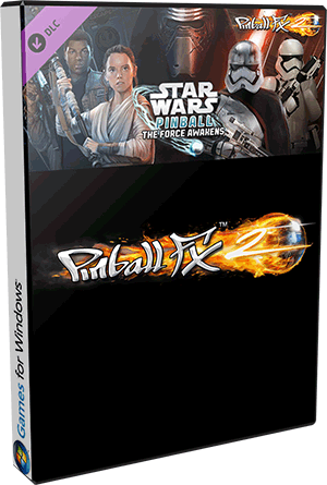 Pinball FX2 Star Wars Pinball The Force Awakens Pack-SKIDROW