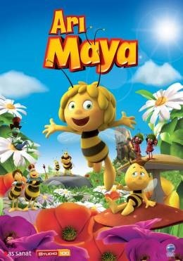 Arı Maya - 2014 Türkçe Dublaj 480p BDRip indir