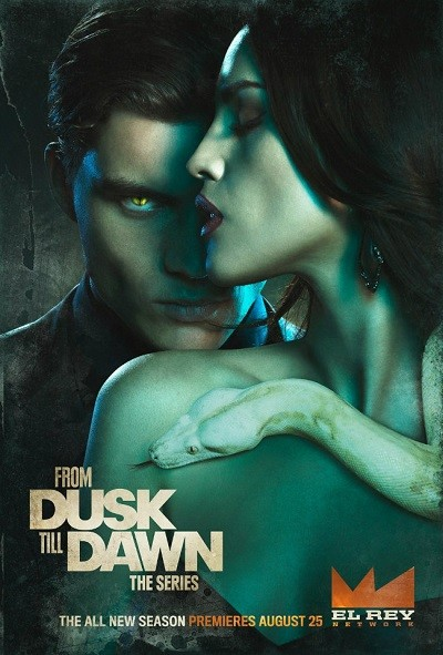 From Dusk Till Dawn: The Series 1.Sezon Tüm Bölümler TR Dublaj İndir