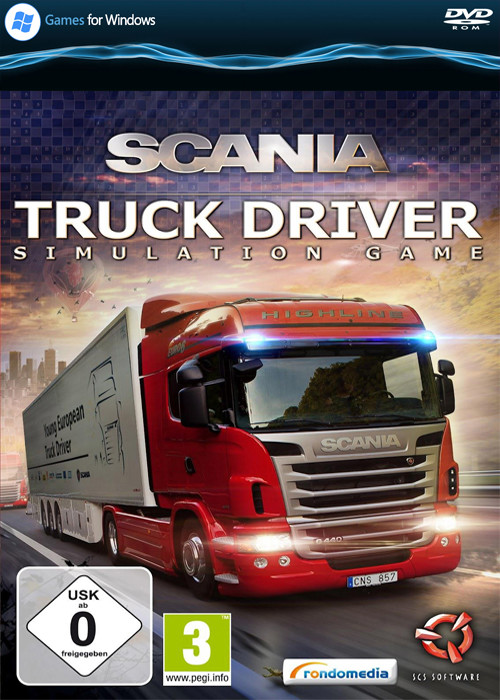 SCANIA Truck Driving Simulator Full İndir Oyun Download Yükle