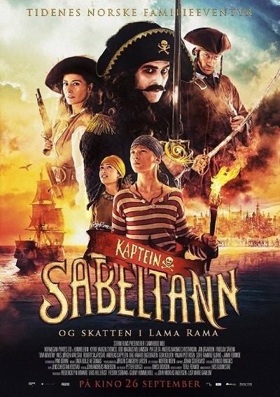 Kaptan Sabertooth 2014 HDRip XviD Türkçe Dublaj Tek Link Download İndir Yükle