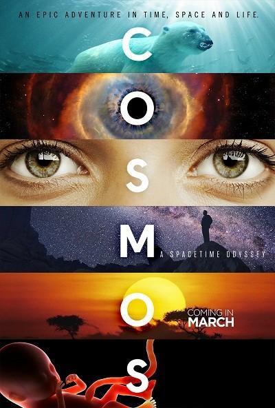 Cosmos: Bir Uzay Serüveni 2014 Tüm Bölümler ( BDRip XviD ) Türkçe Dublaj Tek Link İndir