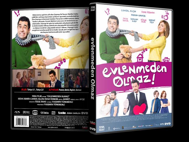Evlenmeden Olmaz 2015 DVD-5 Yerli Film – Tek Link