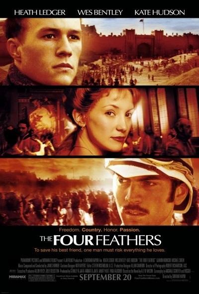 Dört Cesur Arkadaş - The Four Feathers 2002  720p Bluray x264 Türkçe Dublaj İndir