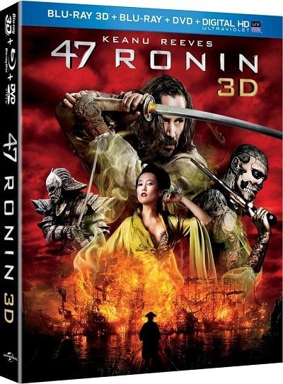 47 Ronin | 2013 | 3D Half SBS | Bluray | 1080p TR/ENG