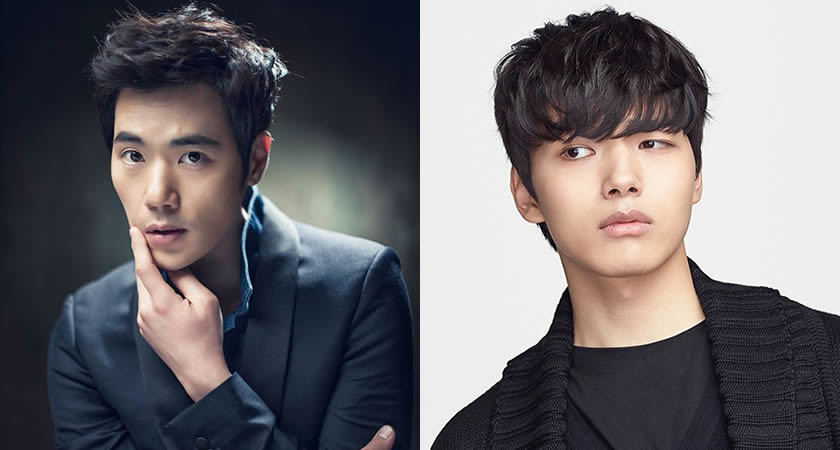 Kim Kang-Woo ve Yeo Jin-Goo'ya Yeni Bir Diziden Teklif