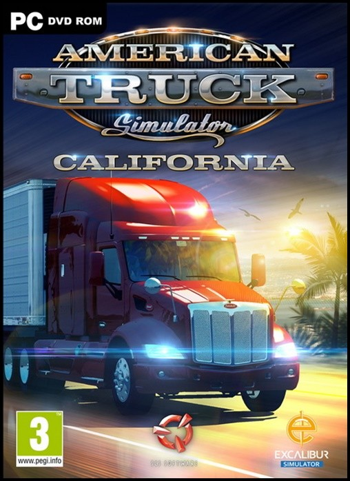 American Truck Simulator-CODEX