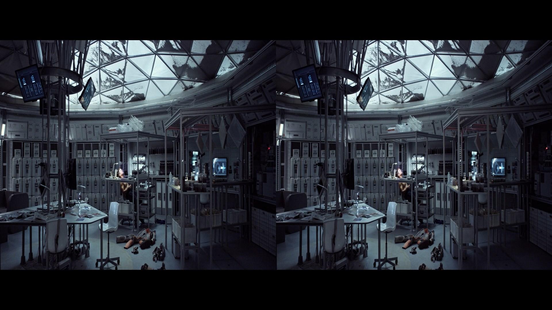 Marslı 3 boyutlu Türkçe Film İndir