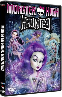 Monster High Haunted-Türkçe Dublaj 480p BDrip indir