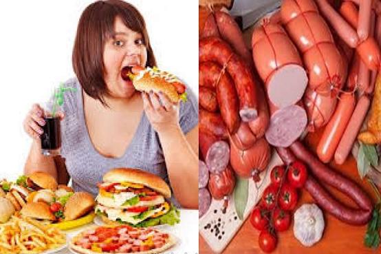 Hazır Gıdalar Kanser Saçıyor