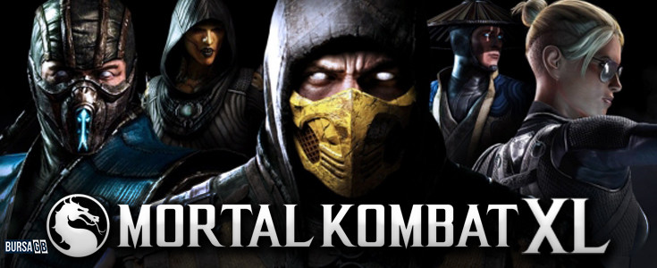Mortal Kombat XL Geliyor