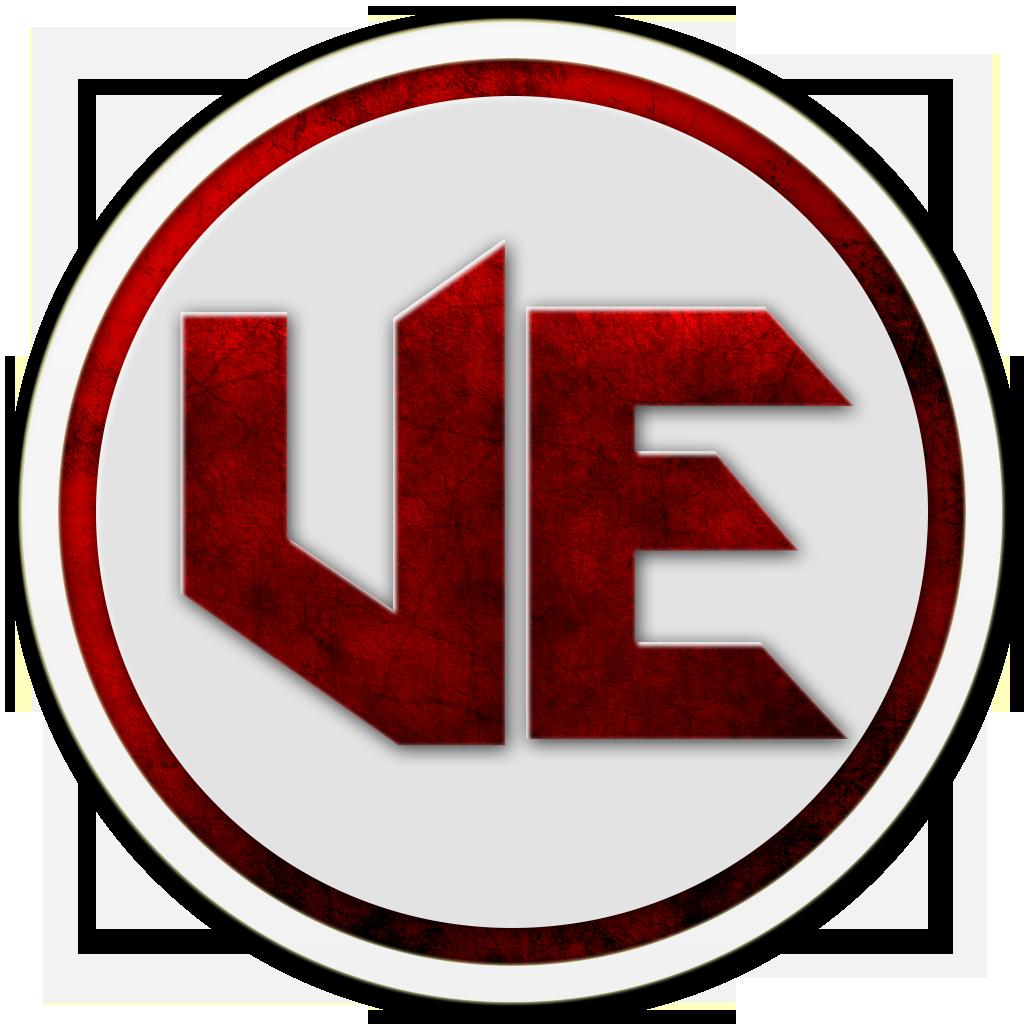 photoshop cs6 logo tasarımı vengeance guildi için