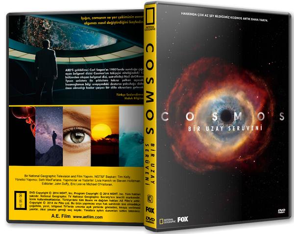 Cosmos Bir Uzay Serüveni - Cosmos A SpaceTime Odyssey 2014  (13 Bölüm )  BRRip XviD  Türkçe Dublaj