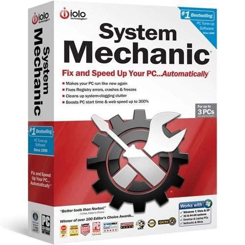 Iolo System Mechanic 17.5.0.116 Full İndir