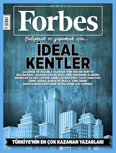 Forbes Mayıs 2018