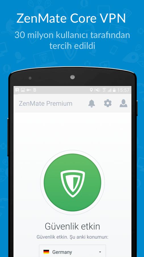 ZenMate VPN Apk İndir