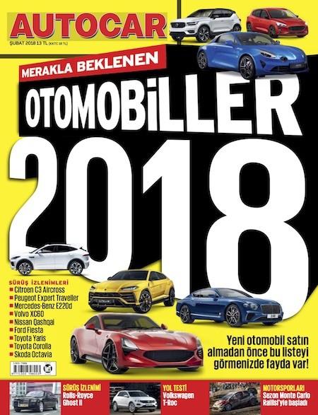Autocar Şubat 2018
