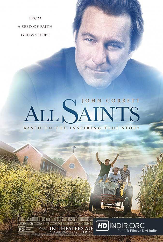 Tüm Azizler - All Saints (2017 ) Türkçe Dublaj HD Film indir