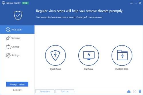 Glary Malware Hunter Pro 1.51.0.481 Multilingual Full İndir