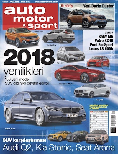 Auto Motor & Sport Ocak 2018