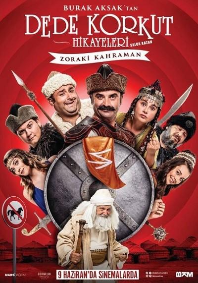 Salur Kazan: Zoraki Kahraman 2017 WEB-DL XviD Yerli Film indir