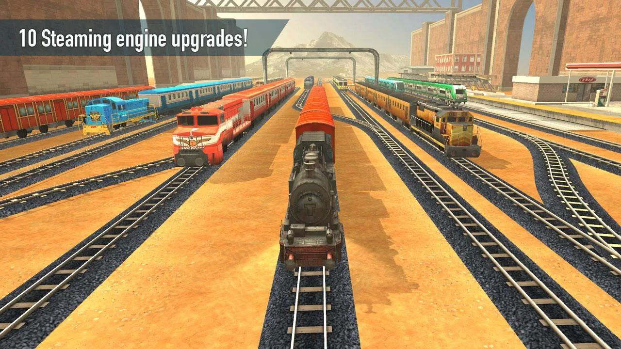 Train Simulator 2017 - Original Apk