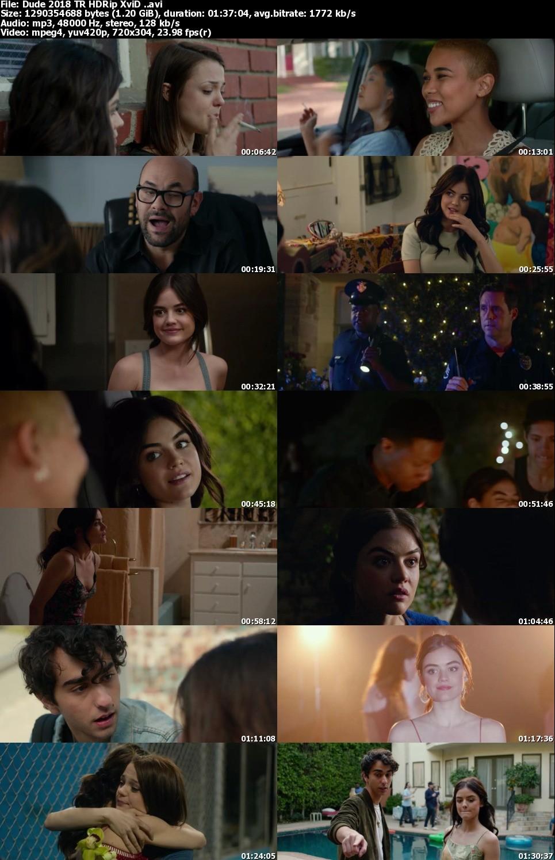Dude - 2018 - Türkçe Dublaj Film indir