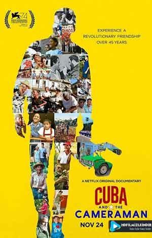 Küba ve Kameraman - Cuba and the Cameraman (2017) Türkçe Dublaj İzle İndir Full HD 720p Tek Parça