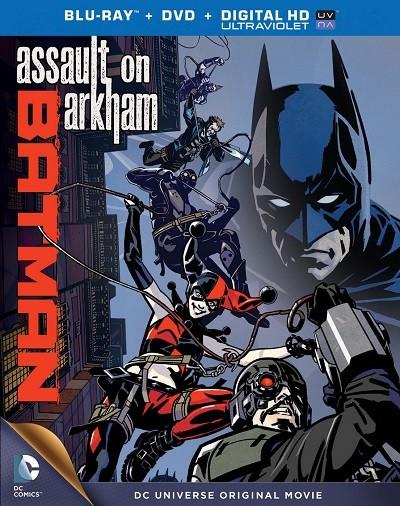 Batman: Arkham'a Saldırı 2014 m1080p BluRay x264 Türkçe Dublaj Animasyon İndir
