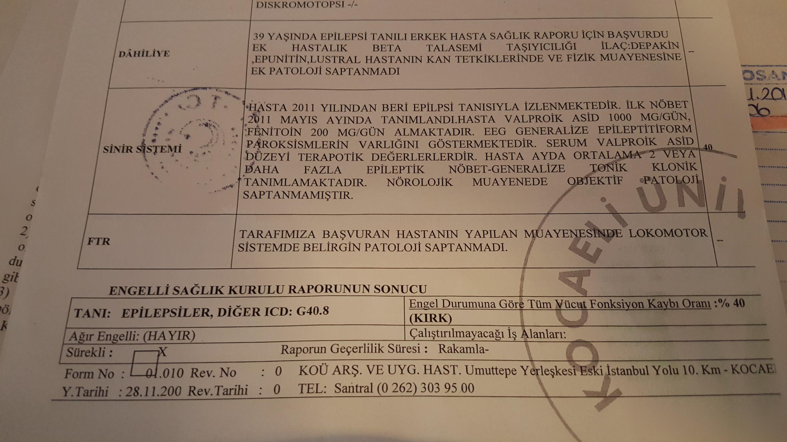 W9oBLQ - Ankara Maliye'de  raporum  düşürüldü! Ne  yapabilirim?